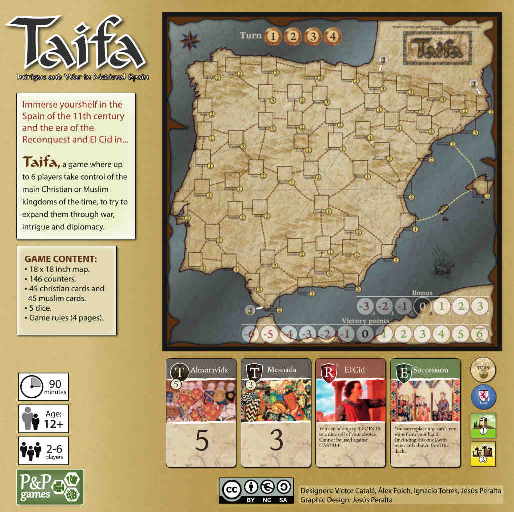 Taifa box image