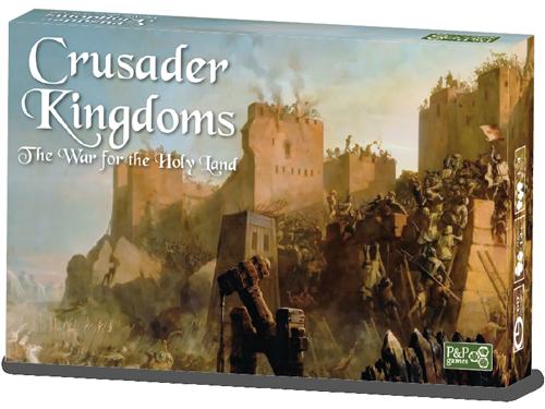 Crusader Kingdoms box