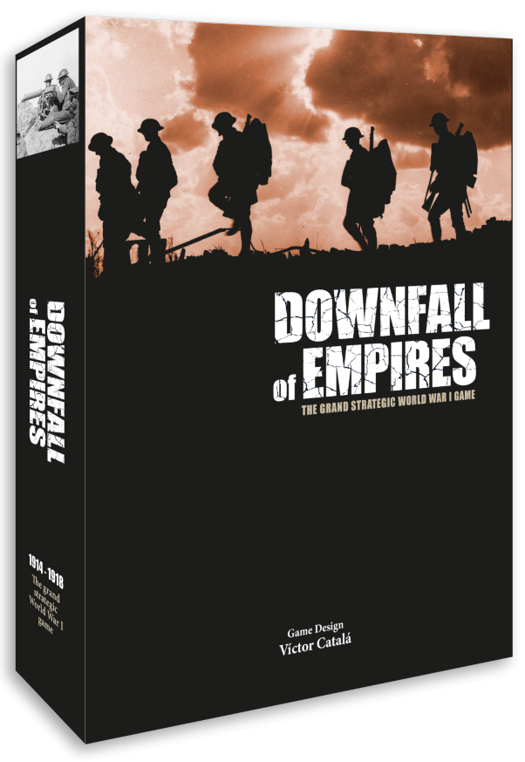 Downfall of Empires box